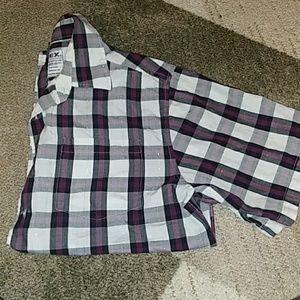 Avirex Shirts - Avirex Mens Button Down Shirt Medium